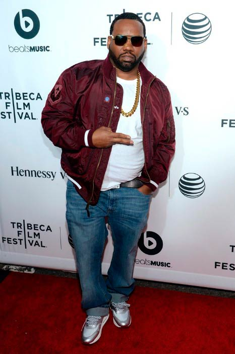Raekwon at the Time Is Illmatic Opening Night Premiere during the 2014 Tribeca Film Festival