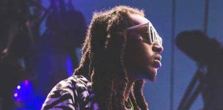 Rapper Takeoff