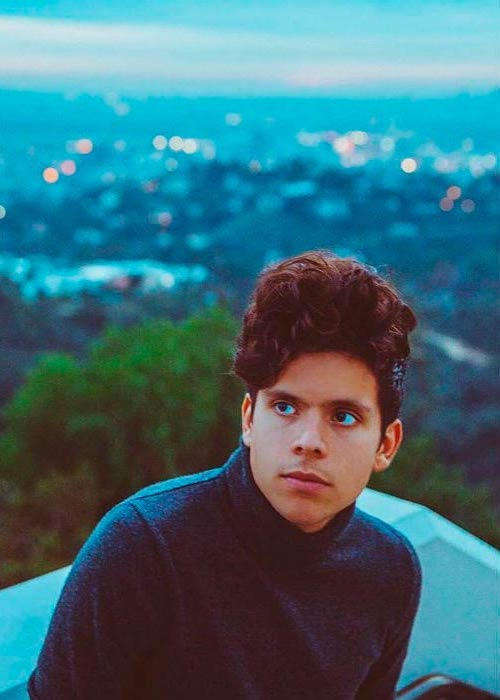 Rudy Mancuso in a picture shared on his Instagram in June 2017
