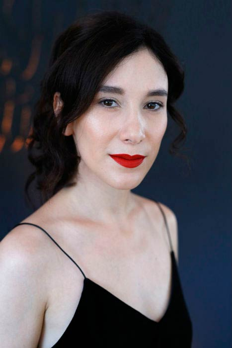 Sibel Kekilli at the jury photocall during the 12th Zurich Film Festival in September 2016