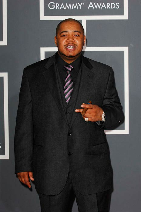 Twista at the 52nd Annual GRAMMY Awards in January 2010