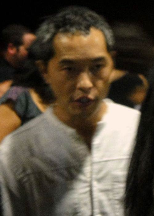 Actor Ken Leung as seen in September 2010