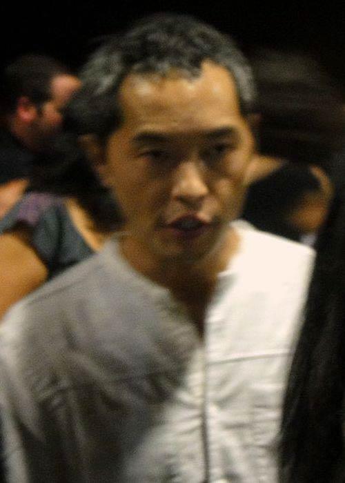 Actor Ken Leung as seen in September 2010