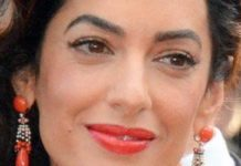 Amal Alamuddin Clooney at Cannes in 2016 Healthy Celeb