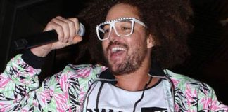 American rapper Redfoo Statistics on Healthy Celeb