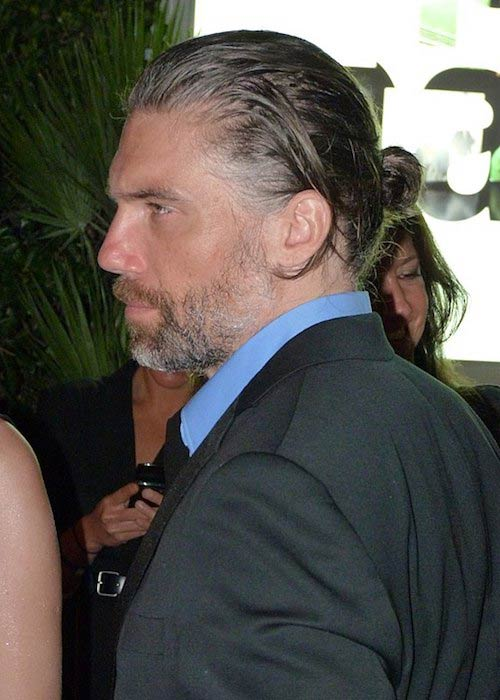 Anson Mount at 2011 MIPCOM in Cannes