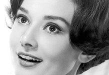 Audrey Hepburn as seen in 1959