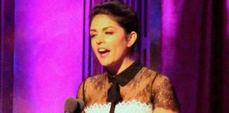 Cecily Strong at the 74th Peabody Awards