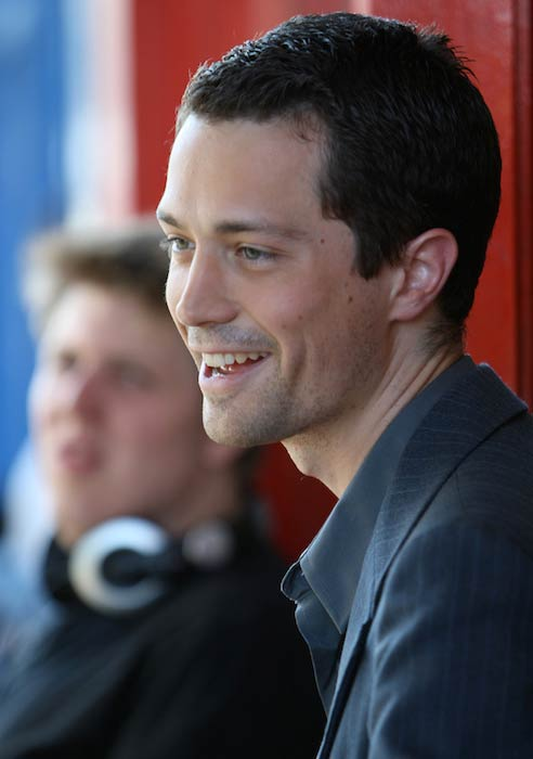 Christian Coulson as seen in June 2009