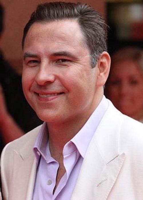 David Walliams during a movie premier