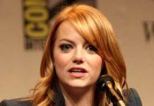 Emma Stone during 2012 WonderCon in California