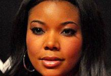 Gabrielle Union Healthy Celeb