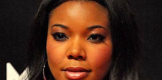 Gabrielle Union Healthy Celeb