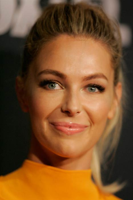 Jennifer Hawkins at Foxtel 2013 Launch Event in Australia