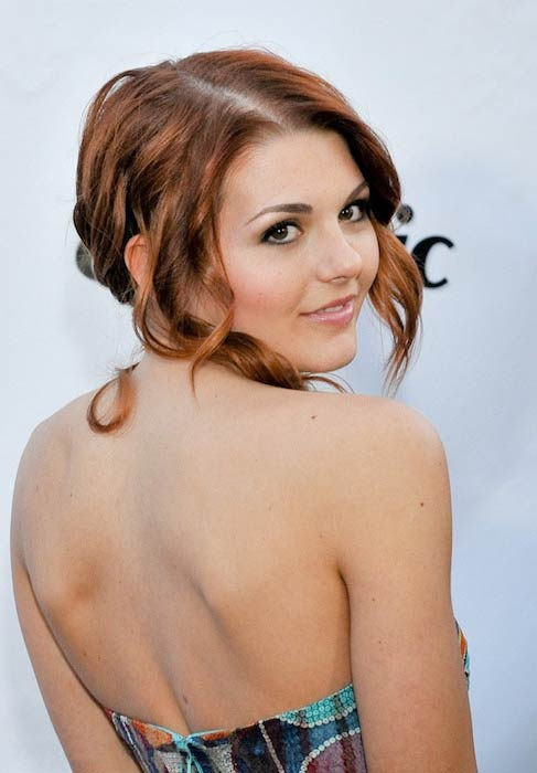 Jessica Lee Rose at 2009 Streamy Awards
