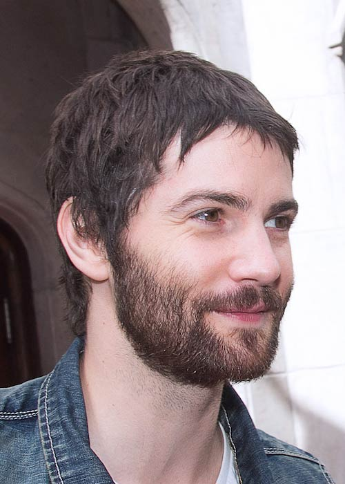 Jim Sturgess at Toronto International Film Festival 2012
