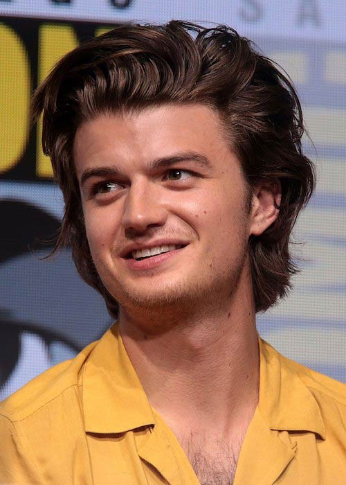 Joe Keery at the 2017 San Diego Comic-Con International