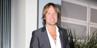 Keith Urban Healthy Celeb