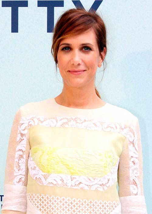 Kristen Wiig at The Secret Life Of Walter Mitty Premiere in Sydney, Australia in November 2013
