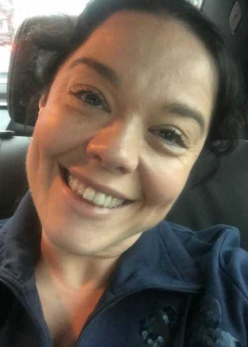 Lisa Riley Going To Shoot For Loose Women In August 2017