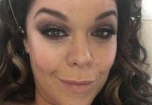 Lisa Riley Healthy Celeb