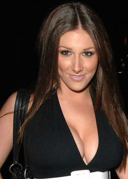 Lucy Pinder At FHM Awards 2007