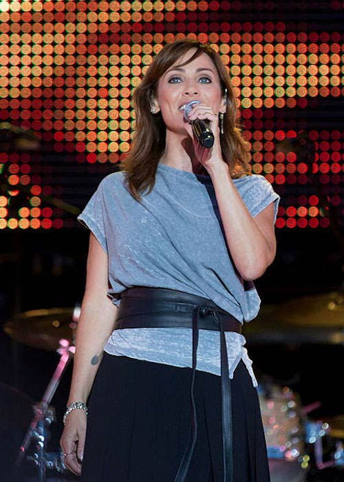 Natalie Imbruglia Height Weight Body Statistics Biography