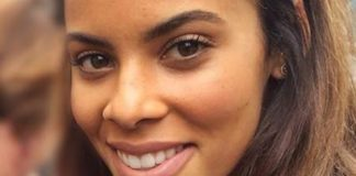 Rochelle Humes Healthy Celeb