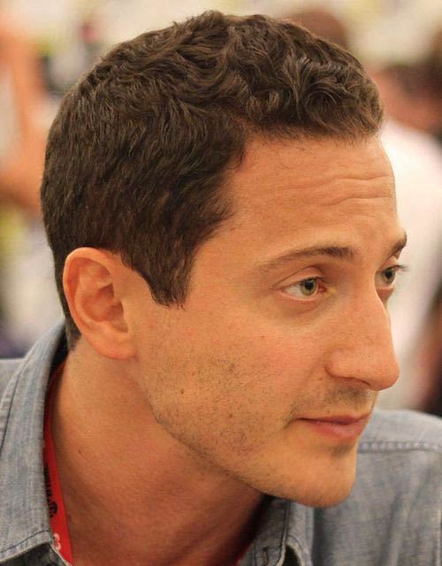 Sasha Roiz at Comic-Con International in San Diego in 2011
