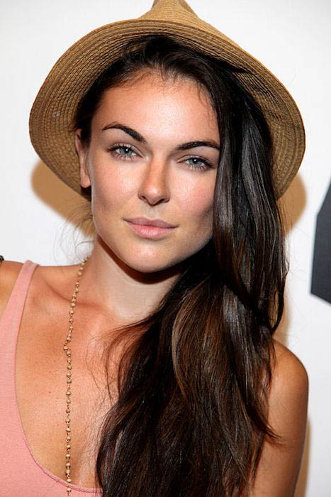 Serinda Swan as seen in Hollywood, California in August 2012