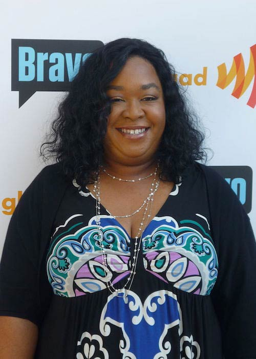Shonda Rhimes as seen in August 2008
