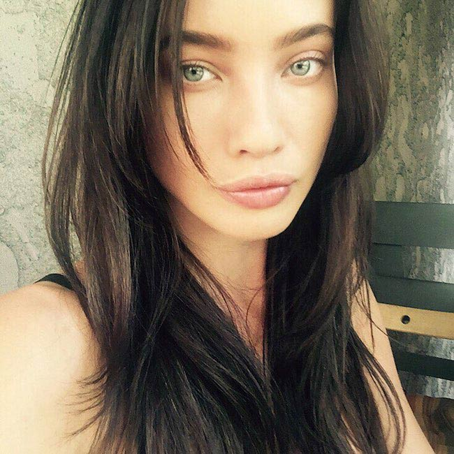 Stephanie Corneliussen in an Instagram selfie in June 2017