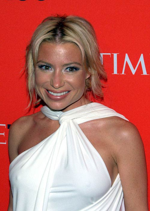 Tracy Anderson at the Time 100 Gala in 2010
