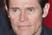 Willem Dafoe Healthy Celeb