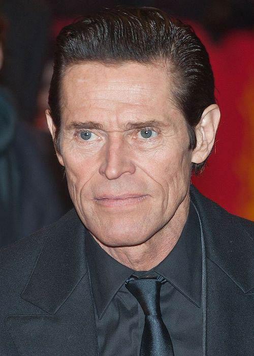 Willem Dafoe at 64th Berlin International Film Festival opening ceremony in February 2014
