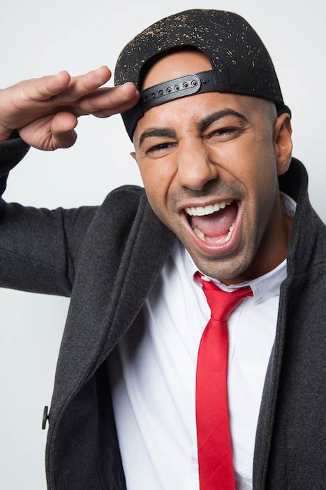 Yousef Erakat seen in a file photo in January 2016