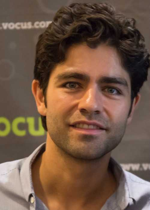 Adrian Grenier at the Conference for #Demand in 2014
