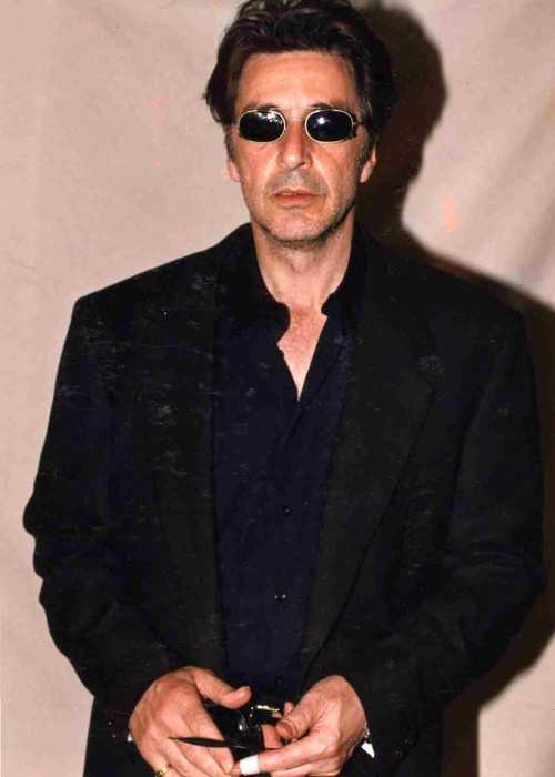 Al Pacino in October 2010