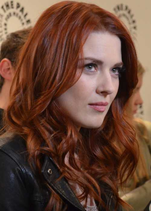 Alexandra Breckenridge as seen in March 2012