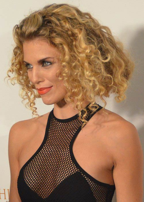 AnnaLynne McCord at The Sofitel Hotel in July 2014 for Stars & Stripes Celebration