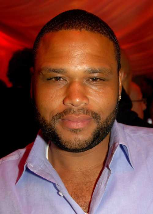 Anthony Anderson in Los Angeles in May 2010