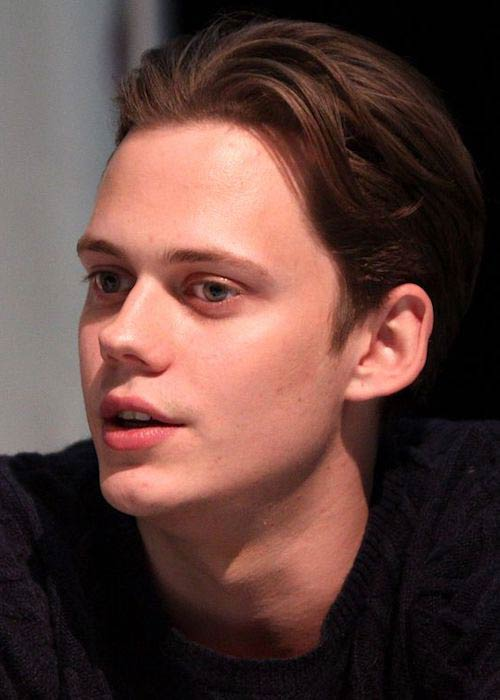 Bill Skarsgård during the 2013 WonderCon
