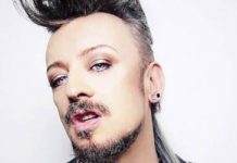 Boy George Healthy Celeb