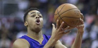 D'Angelo Russell Healthy Celeb