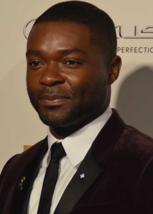 David Oyelowo at the 3rd Annual Icon Mann Power 50 Event in 2015
