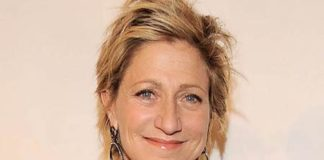 Edie Falco at Drama League Benefit Gala in 2010 Healthy Celeb