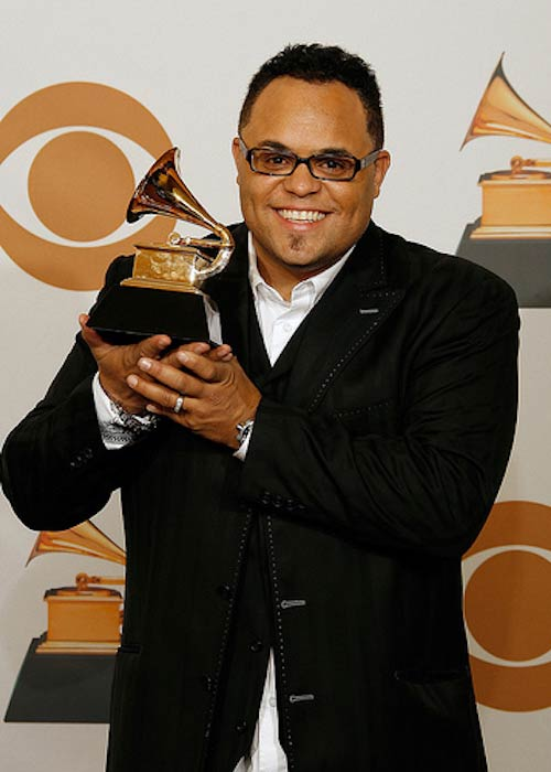 Israel Houghton during GRAMMY Awards 2008