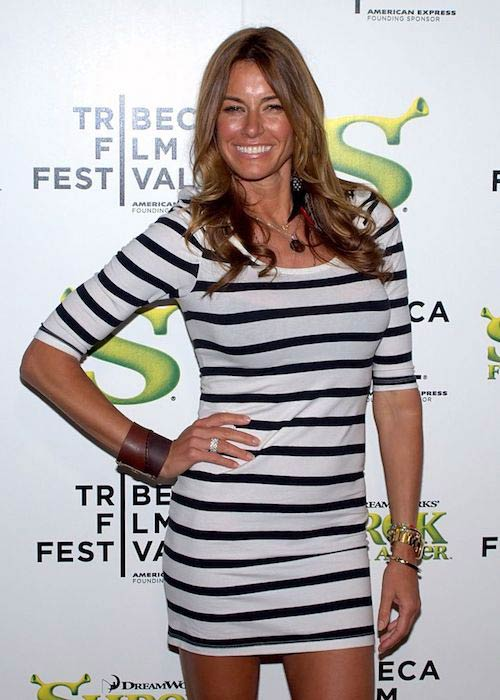Kelly Killoren Bensimon at Tribeca Film Festival in 2010