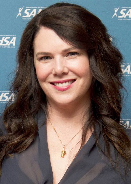 Lauren Graham at 2014 Voice Awards