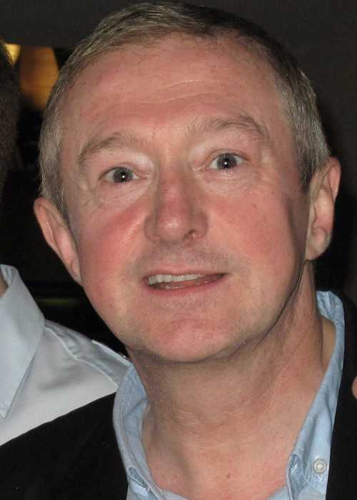 Louis Walsh at the Manchester Radisson Hotel in July 2009